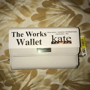 Kate Landry The Works Wallet